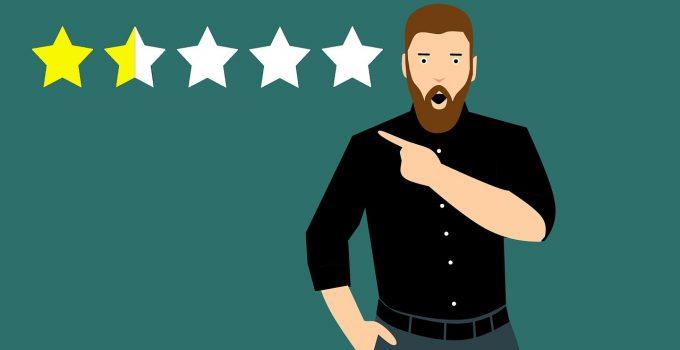 come rispondere alle recensioni negative online